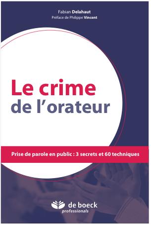 Couverture du livre «Le Crime de l'Orateur»