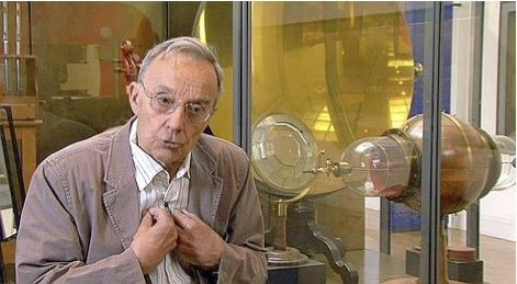 Pierre Joliot, biologiste français
