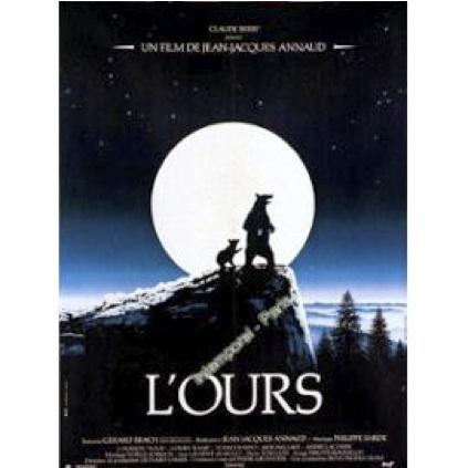 L'ours, le film de Jean-Jacques Annaud